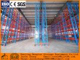 Lo SGS del magazzino dell'OEM ha certificato il racking Rated superiore resistente del pallet di memoria