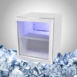 Голубой миниый холодильник для пить
