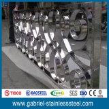 最新および耐久レーザーによって切られるステンレス鋼部屋ディバイダ