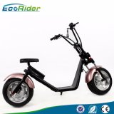 New Fashion 1200W 60V 12ah Citycoco Harley Scooter électrique