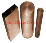 Placa de Wcu/hoja de cobre del disipador de calor de la hoja del tungsteno/placa de cobre del tungsteno