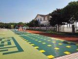 Suelo especial del jardín de la infancia, suelo modular, suelo que se enclavija, suelo portable