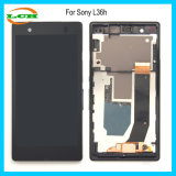 工場ソニーL36hのための直売GSの携帯電話LCD