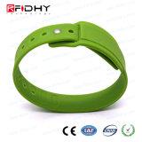 Wristband senza contatto di Minitag di stampa su ordinazione per l'evento sportivo