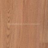 El PVC se divierte el suelo para la madera de interior Pattern-8.0mm Hj6811 grueso del baloncesto