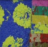 Tessuto 100% di tessile del Chenille della tappezzeria del tessuto del sofà del Chenille del jacquard del poliestere