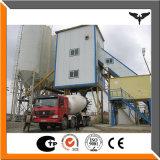 Planta de procesamiento por lotes por lotes concreta concreta automática de la mezcladora de la venta caliente para la venta