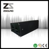 Systeem Met drie richtingen van de Serie van de Lijn van 12 Duim van de Gevoeligheid Vcl/High van China het Professionele Audio Dubbele
