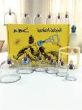 고품질 받아 넣는 세트 Hijama 장비 Acupoint 치료 Khg-12