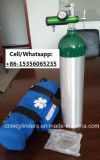 Me-Size (4.6L, OD = 111mm) Cilindro de oxigênio de alumínio