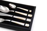 Se Cutlery золота Flatware золота горячего сбывания штейновый