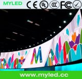 Cor cheia Ali da alta qualidade ao ar livre interna de P3 P4 P5 P6 P8 P10 P16 HD que anuncia a parede do vídeo do diodo emissor de luz Display/LED Screen/LED