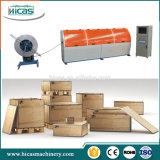 Heißer Verkaufs-Furnierholz-Kasten, der maschinelle Herstellung-Zeile bildet