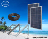 système de pompe submersible d'énergie solaire de 7.5kw 4inch, pompe d'acier inoxydable