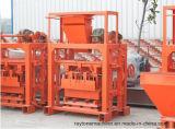 Bloco de cimento Qt40-2 manual que faz a máquina a máquina oca do tijolo do cimento
