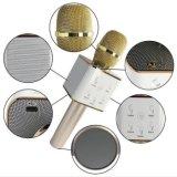 Microfone Bluetooth sem fio KTV Q7 Microfone alto-falante