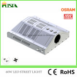 indicatore luminoso di via esterno di 60W Osram LED