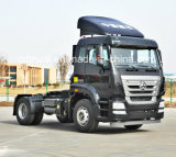 SINOTRUK HOHAN 4*2 340HP 트랙터 /Cargo 트럭 중국 제조자