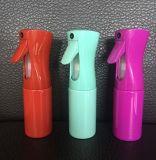 Пластичная бутылка воды тумана бутылки брызга любимчика для салона волос