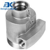 Soem kundenspezifisches Stahlpräzisions-Investitions-Gussteil-Ventilgehäuse und Pumpe