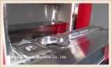 Quiosco móvil del alimento del Crepe de la cocina de la fibra de vidrio de Ys-Bf230e para la venta