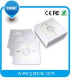 80g hülse CD Umschlag der gute Qualitätsweißer DVD Papier