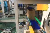Empaquetadora envuelta rectángulo del cartón para la cadena de producción de la bebida