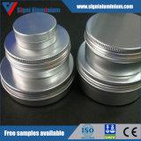 Hoja de aluminio  clara para tarros de aluminio