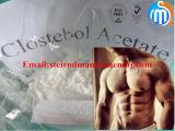 Aufbauendes bodybuildendes Steriod Puder Turinabol Clostebol Azetat