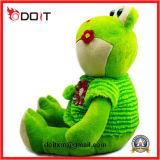 Stuk speelgoed van het Stuk speelgoed van de Baby van het Speelgoed van de kikker het Goedkope Snoezige Snoezige Zachte Snoezige