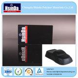 無光沢の黒Ral9005エポキシまたはポリエステルスプレーの粉のコーティング