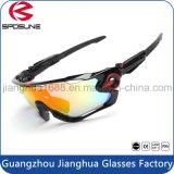 Buen motorista anti multicolor del precio de 2016 del diseño de Guangdong gafas de seguridad UV400 que conduce anteojos del voleibol de los vidrios de Sun Niza
