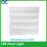 luz de painel quadrada do diodo emissor de luz da iluminação da HOME da lâmpada do teto 36W