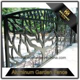 Cancello di alluminio della strada privata di disegno moderno