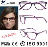 Qualitäts-buntes Azetat-materielle Brille-Rahmen