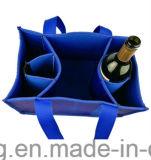 Самый популярный изготовленный на заказ охладитель бутылки мешка льда чонсервной банкы пива штемпеля золота печати