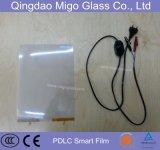 Carrete de película de cristal elegante cambiable de Pdlc