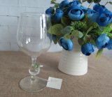 De Drinkbeker van het Glas van Borosilicate voor de Decoratie van de Vakantie