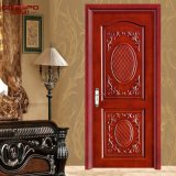 Antique Main Wood Door Design Door Company Solido (GSP2-067)