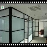 vidrio aislador aislado 4+6A+4 del vidrio con el marco de aluminio