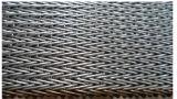 Banda transportadora del metal para el tratamiento térmico