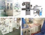 Completa línea de llenado automático de agua mineral