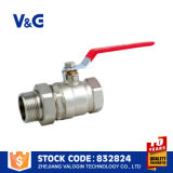 Vávulas de bola enteras de la exportación de China (VG-A21021)