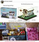 Миниатюрная дом куклы места для подарка детей самого лучшего
