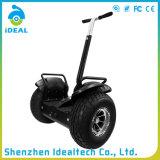 scooter électrique de mobilité d'équilibre de roue de la batterie au lithium 13.2ah deux