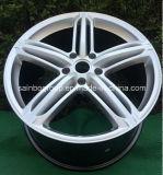 Bordes de la rueda de coche de la aleación de aluminio para Audi RS7