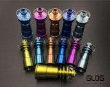 In het groot Echte Rang 2 de Titanium Gekleurde Spijkers Van uitstekende kwaliteit van het Titanium Domeless met de Prijs van de Fabriek