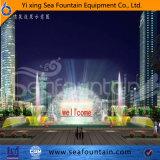 Фонтан нот мультимедиа конструкции конструкции Seafountain урбанский с киноим экрана воды