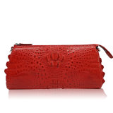Women Designer Handbag Fashion Embrayages Crocodile Leather Evening Bag