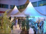 Piccola tenda del baldacchino del Gazebo del tetto mobile del metallo per il cortile che raccoglie gli eventi